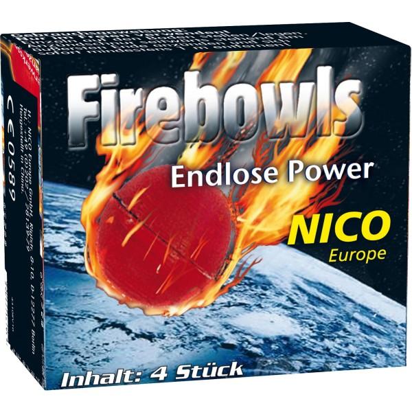Feuerwerk Hannover - NICO Firebowls