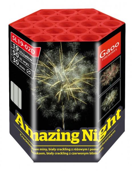 Feuerwerk Hannover - Gaoo Amazing Night
