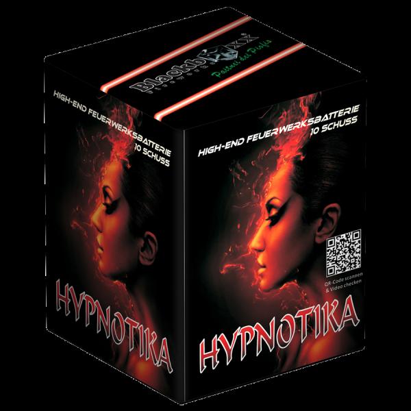 Feuerwerk Hannover - Blackboxx Hypnotica