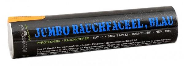 Feuerwerk Hannover - Blackboxx Jumbo Rauchfackel Blau