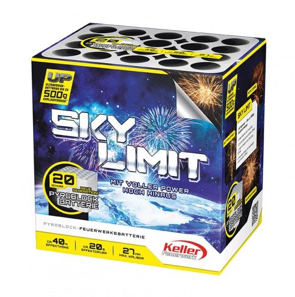 Keller sky limit