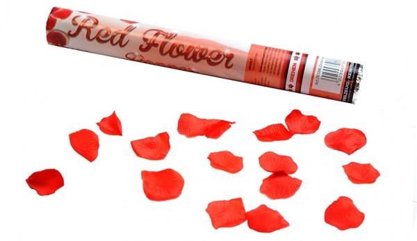 Feuerwerk Hannover - Konfetti Shooter Rote Blüten