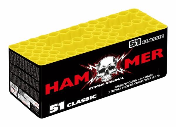 Feuerwerk Hannover - Gaoo Hammer Classic
