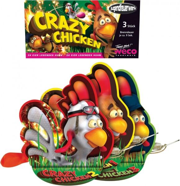 Feuerwerk Hannover - WECO Crazy Chicken