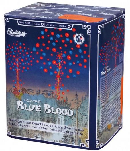 Feuerwerk Hannover - Funke Blue Blood