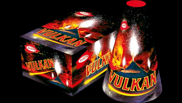 Feuerwerk Hannover - Keller Vulkan