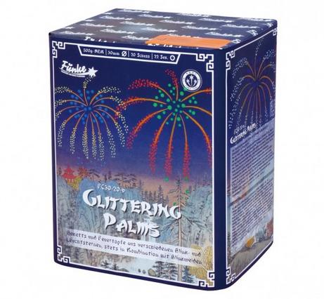 Feuerwerk Hannover - Funke Glittering Palms