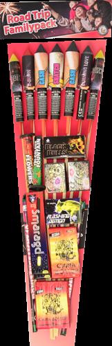 Feuerwerk Hannover - Lesli Road Trip Familypack