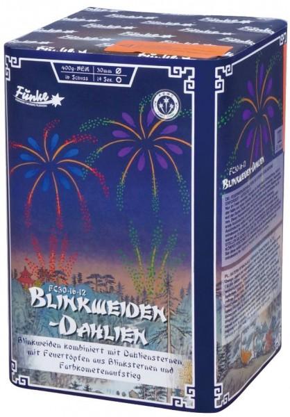 Feuerwerk Hannover - Funke Blinkweiden-Dahlien