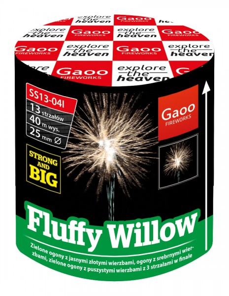 Feuerwerk Hannover - Gaoo Fluffy Willow