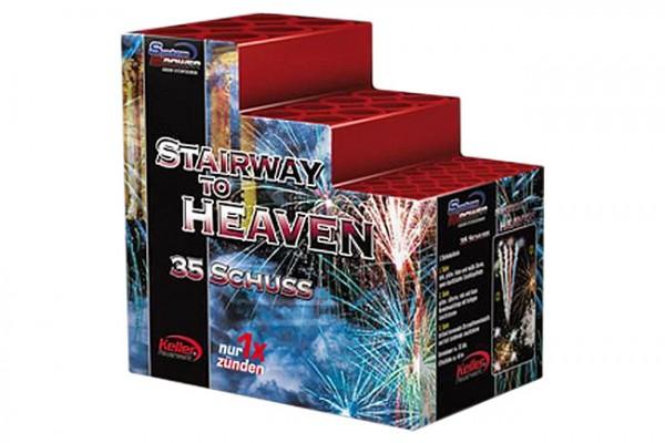 *Archivartikel* Keller Stairway to Heaven