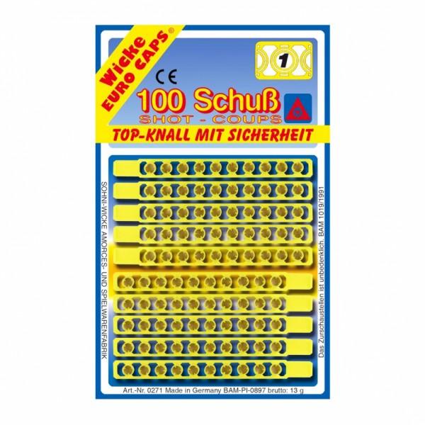 Feuerwerk Hannover - Wicke 100 Einzelschuss Amorces