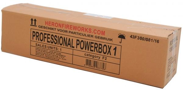 Feuerwerk Hannover - Heron Professional Powerbox 1