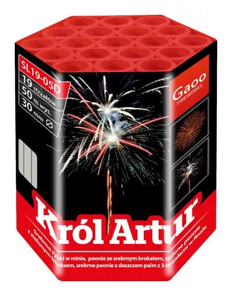 Feuerwerk Hannover - Gaoo King Artur