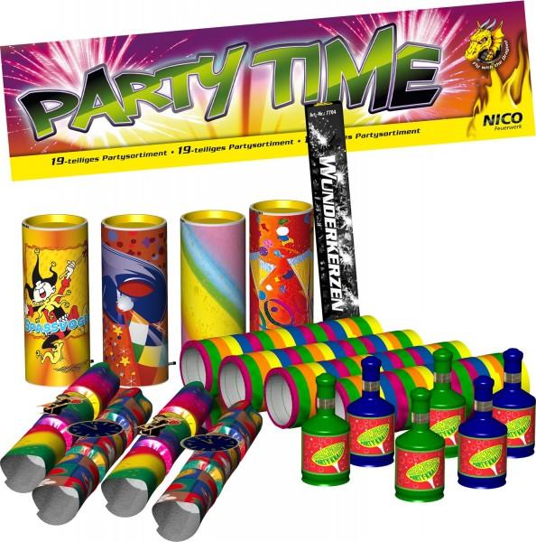 Feuerwerk Hannover - NICO Party Time