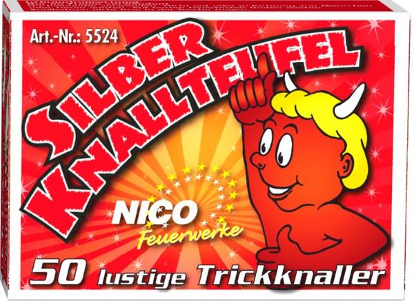 NICO Knallteufel / Knallerbsen