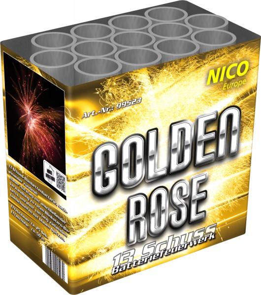 Feuerwerk Hannover - NICO Golden Rose