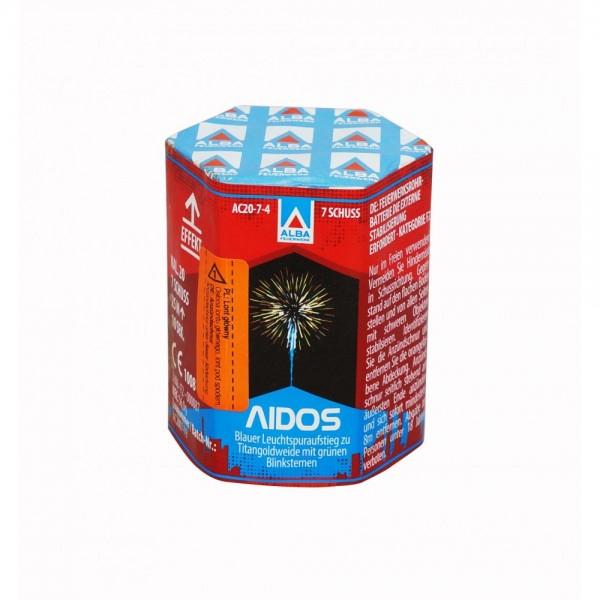 Feuerwerk Hannover - ALBA Aidos