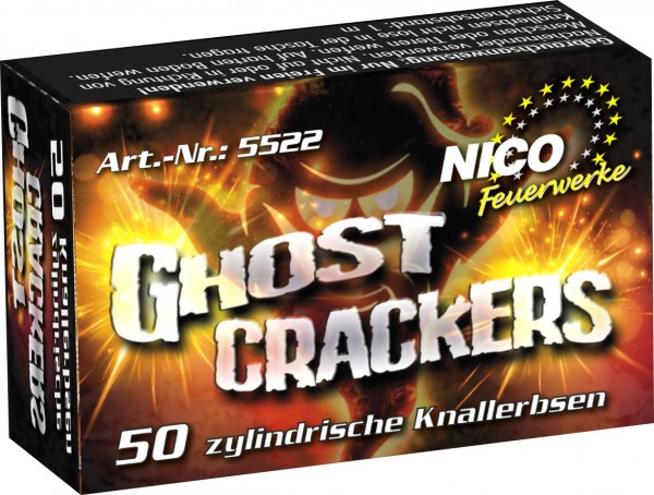 NICO Ghostcrackers Display