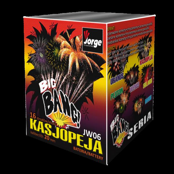 Feuerwerk Hannover - Jorge Kasjopeja