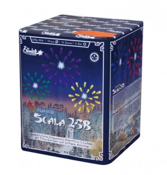 Feuerwerk Hannover - Funke Scala 25B