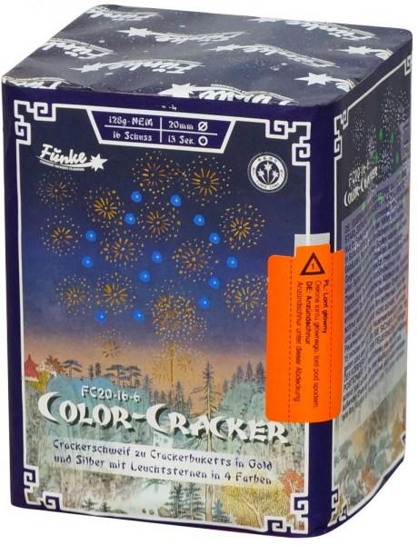 Feuerwerk Hannover - Funke Color-Cracker