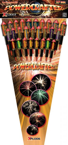 Feuerwerk Hannover - Xplode Powercrafter