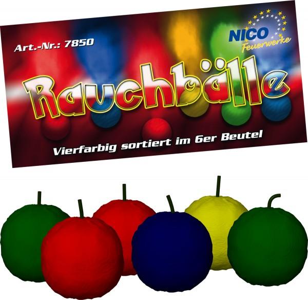 Feuerwerk Hannover - NICO Rauchbälle