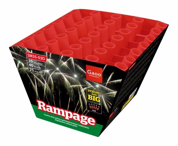 Feuerwerk Hannover - Gaoo Rampage