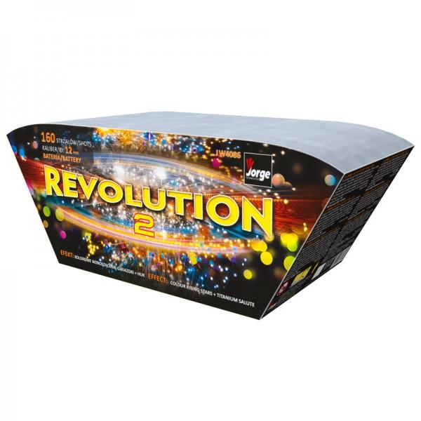 Feuerwerk Hannover - Jorge Revolution 2