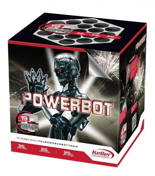 *Archivartikel* Keller Powerbot