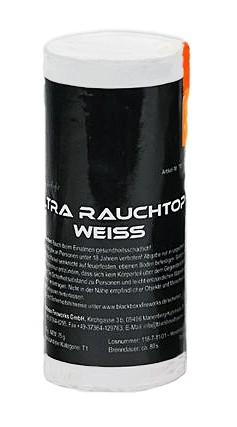 Feuerwerk Hannover - Blackboxx Ultra Rauchtopf Weiß