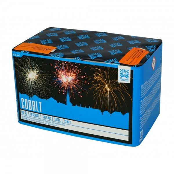 Feuerwerk Hannover - Argento Cobalt