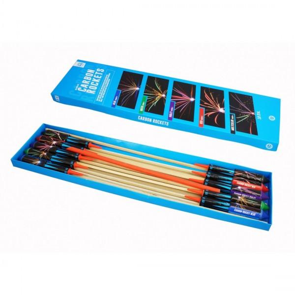 Feuerwerk Hannover - Argento Carbon Rockets