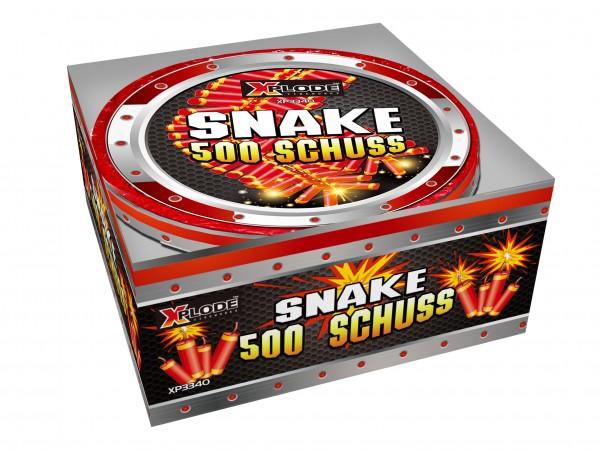 Feuerwerk Hannover - Xplode Snake 500