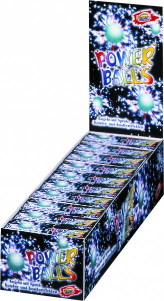 Keller Power Balls Display