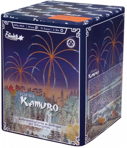 Feuerwerk Hannover - Funke Kamuro