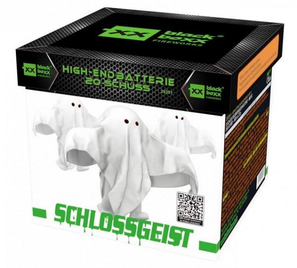 Feuerwerk Hannover - Blackboxx Schlossgeist