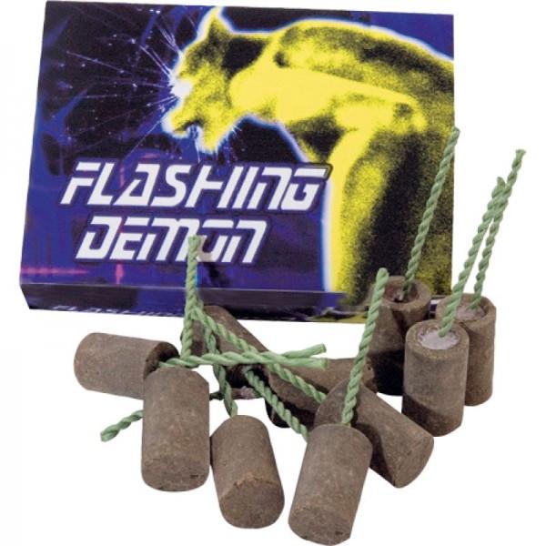 Feuerwerk Hannover - Lesli Flashing Demon
