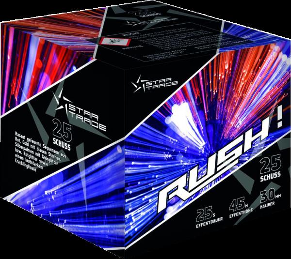Feuerwerk Hannover - Startrade Rush!