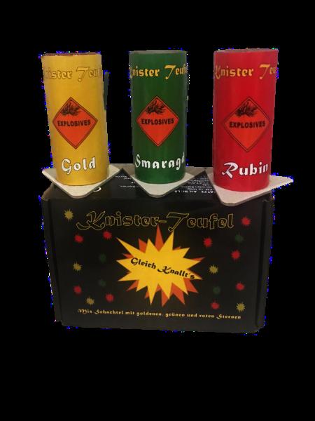 Feuerwerk Hannover - Lonestar Knisterteufel Limited Edition