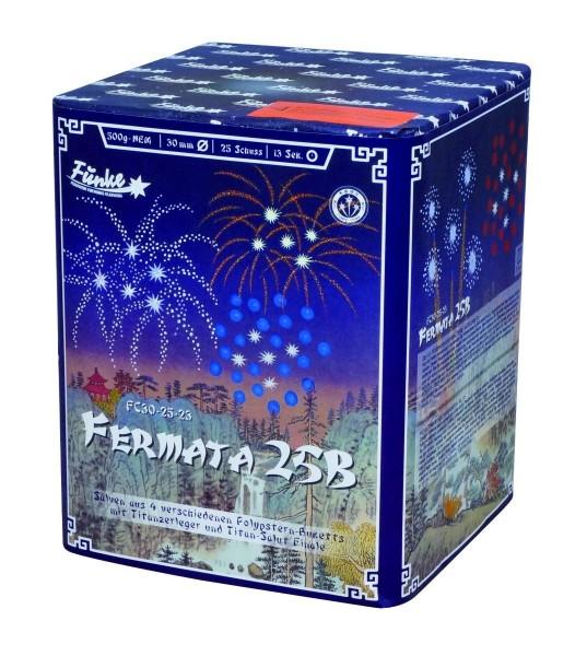 Feuerwerk Hannover - Funke Fermata 25B