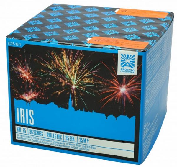 Feuerwerk Hannover - Argento Iris