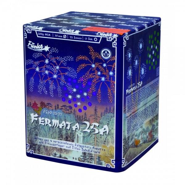 Feuerwerk Hannover - Funke Fermata 25A
