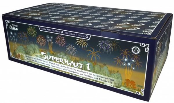 Feuerwerk Hannover - Funke Supernaut 1