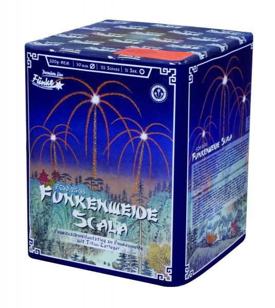 Feuerwerk Hannover - Funke Funkenweide Scala