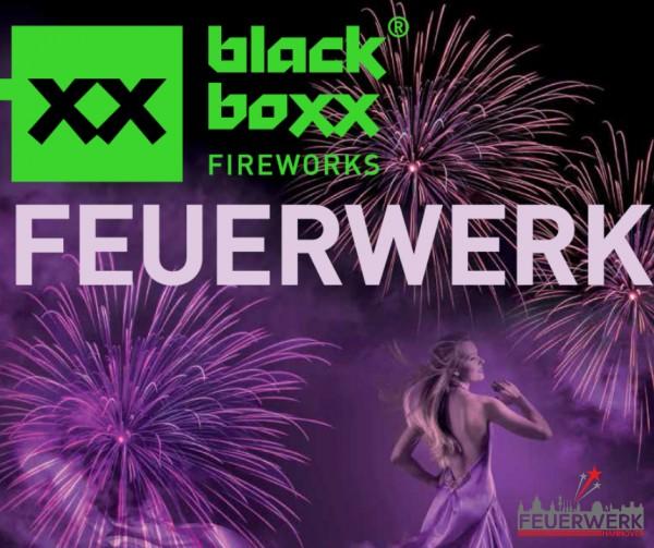 Blackboxx-Feuerwerk