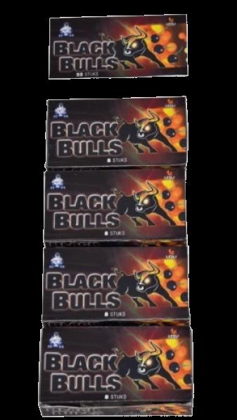 Lesli Black Bulls Beutel