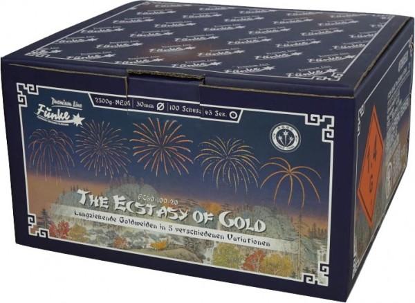 Feuerwerk Hannover - Funke The Ectasy of Gold