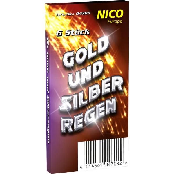Feuerwerk Hannover - NICO Gold und Silberregen